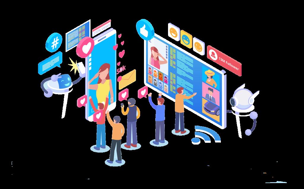 social media bot